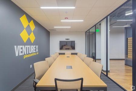 Venture X   Pleasanton - Ten Person Conference Room