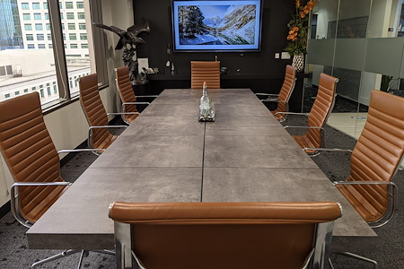 Pacific Workplaces - Oakland - Federal Boardroom
