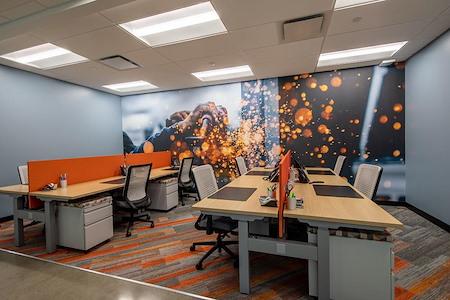 Carr Workplaces - Convergence Center - Dedicated Desk