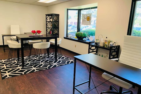 The Hive- Marshfield - Dual Workstation Private Office