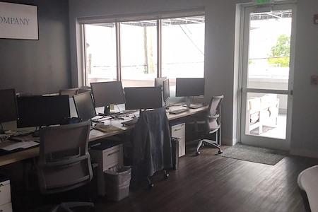 Guzman & Company - trade floor desks available