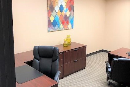 Orlando Office Center at Colonial Town Center/Downtown - Office 129 - Two Desk Office