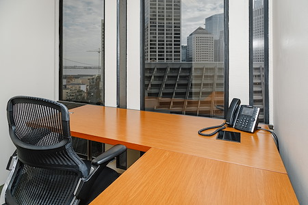 Carr Workplaces - Embarcadero Center - 1479 - Gorgeous Exterior with Bay Views