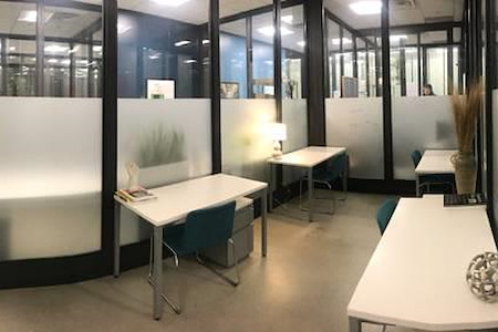 Regus | Spaces @ Oyster Point - Dedicated Desk 1