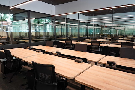 CommonGrounds Workplace | Long Beach - Office for 40