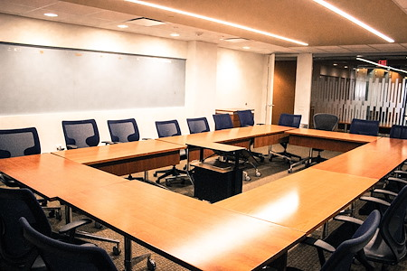 Tysons Office Suites - Dominion Conference Room