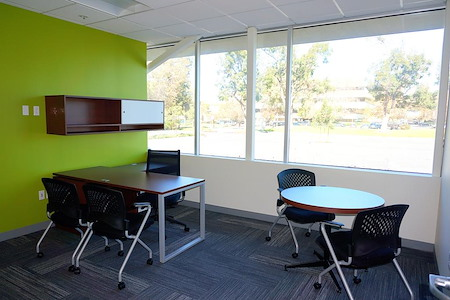 Z-Park Silicon Valley Innovation Center - R1017 Premium Private Office