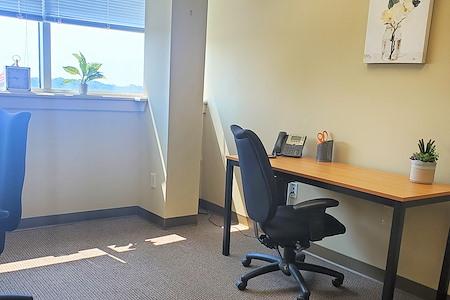TKO Suites - 1521 Delaware - Private, Window Office
