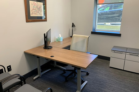 Essex Suites - Private Office w/ Natural Light