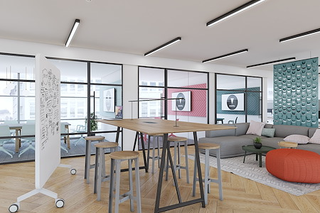 Knotel - 110 High Holborn - Office Suite E3