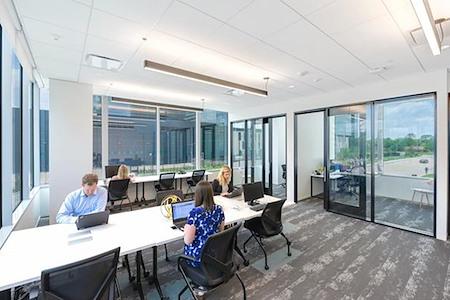 TechSpace - Houston - Suite 221
