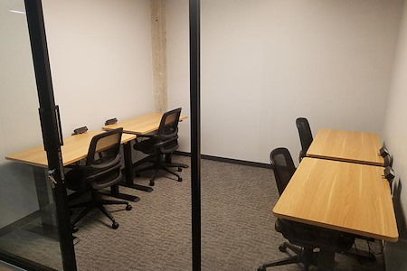 Ironfire Workspaces - Bellflower - Day Office for 4