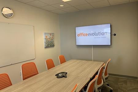 Office Evolution - San Antonio Sonterra - Paint Brush Conference Room