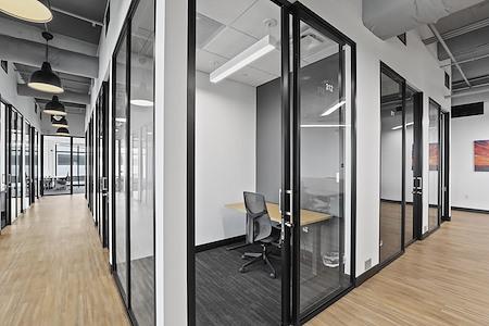 Venture X | The Realm at Castle Hills - Office Suite 345