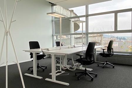 Office LAB Limmatstadt - Flex Desk