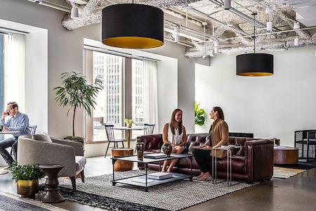 Studio | The Franklin - Flex Desks