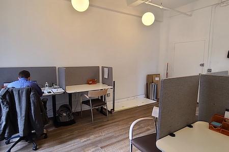 WorkSocial - Open desk