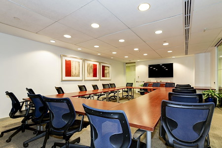 Carr Workplaces - The Willard - Pershing Room