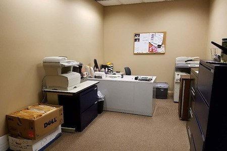 Orland Park Shared office space - Office 2