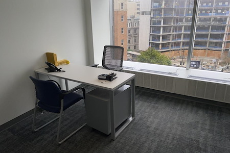 Metro Offices - Dupont Circle - Window Office