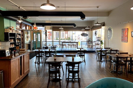 The Coworking Center - Cafe Event Space