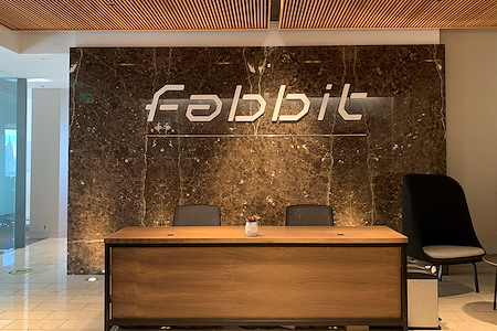 "fabbit Global Gateway ""San Francsico"" - Meeting Room 3"