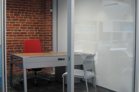 BLANKSPACES Santa Monica - Medium Office #11