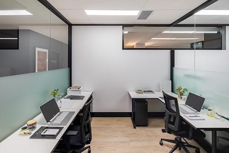 Christie Spaces Walker Street - Private 2 Desk Office