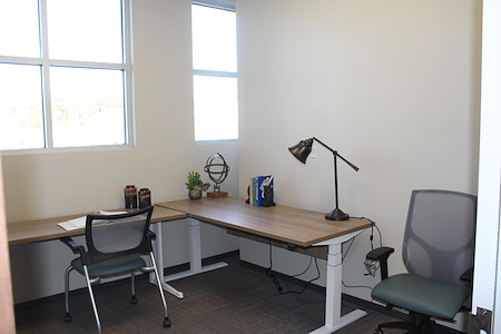 Office Evolution - Woodlands - Exterior Office