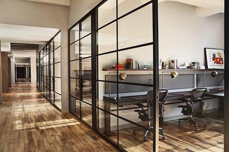 Camp David - 3-person office