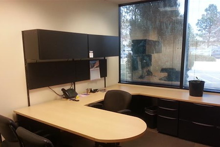 Inspired Workspace (Presidio) - Executive Office (Presidio)