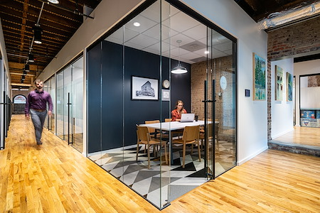 Gather- Arts District - Charles Conference Room