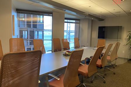 Pacific Workplaces - San Francisco - Bow & Arrow Boardroom