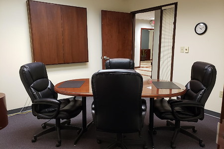 North Raleigh Business Center - Four Conference rooms for you