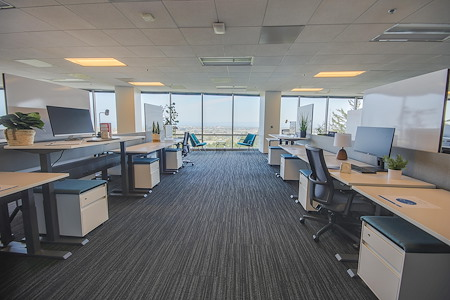 OneValley - Dedicated Desk Space