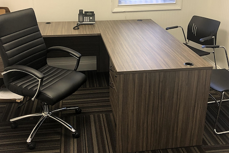 Private offices and desks available! - Office Suite 1
