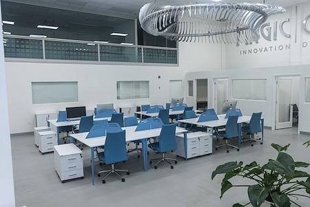 EKOLOG E-Commerce HUB - Dedicated Desk