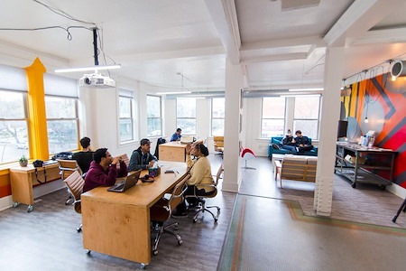 Launch Pad Stockton - Coworking