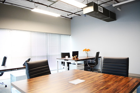 Business E Suites - Extra Large Window Private Office
