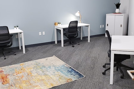 Regus   SPACES at the Water Garden - Office #219