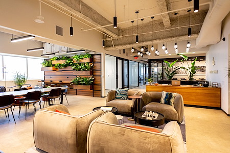 Industrious Los Angeles West Hollywood - Dedicated Office for 8