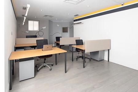 Venture X-  Village Centre Court - Dedicated Desk