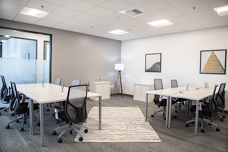 Regus- Spaces Makers Quarter - Office 415 for 9 Person Team