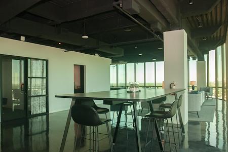 Venture X | Dallas Park Cities at Campbell Centre - Community