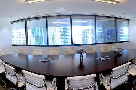 Brickell Business Center - Large Conference Room
