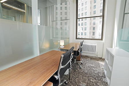 Primary - Financial District - 2-Person Private Office