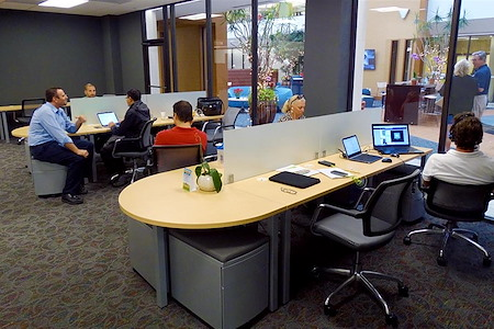 980 Spaces - Boca Raton - Coworking Space