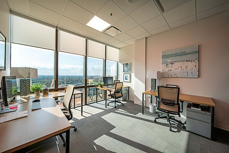 Venture X | Dallas Park Cities at Campbell Centre - 4 Desk Internal Office with views