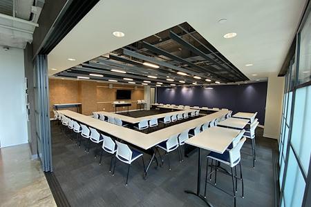 Venture X Charlotte - The Refinery - Ideation Studio