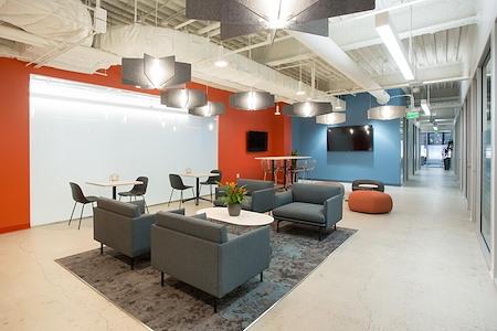Carr Workplaces - DTLA - Café Plan